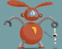Robot Rabbit