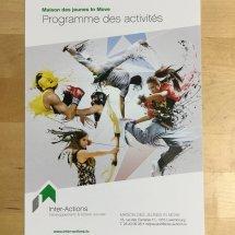 Flyer Activités A5