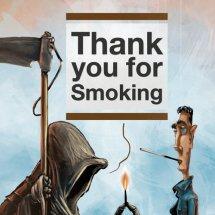 Affiche contre le tabac