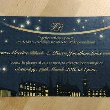 Invitation marriage