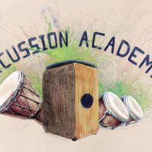 "Illustration ""Percussion Academy"""